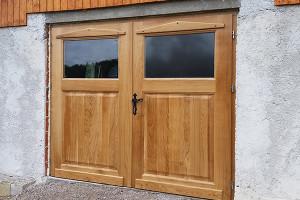 vhodna vrata_garažna vrata